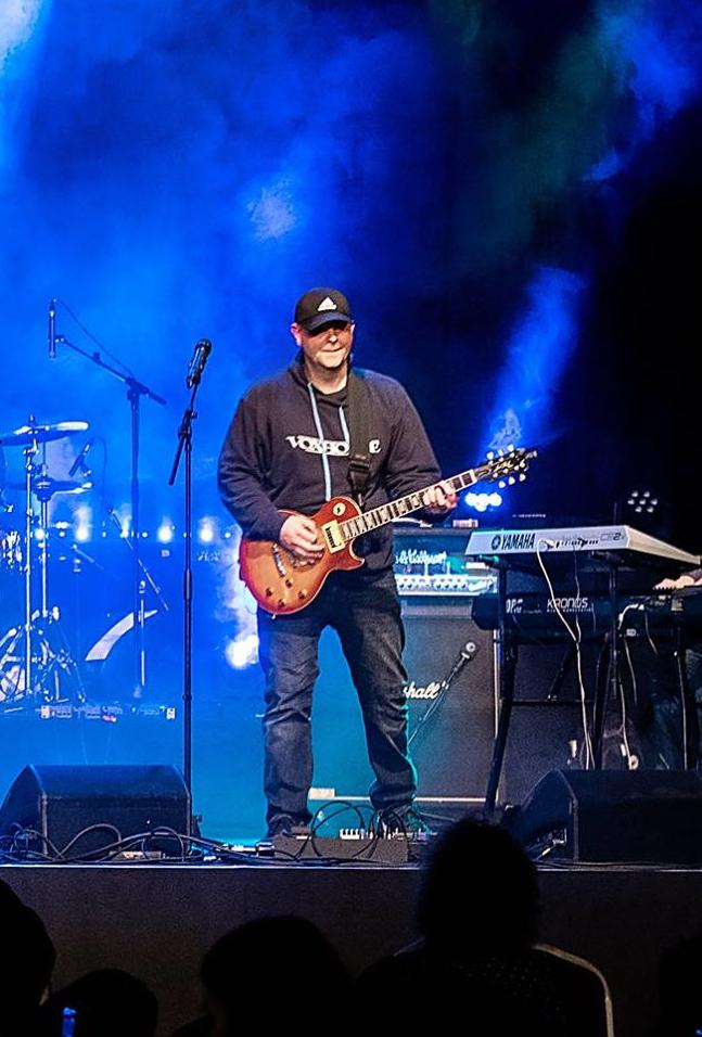 Neuer Mann an der Gitarre: Johann ``Lemmi`` Lemke!